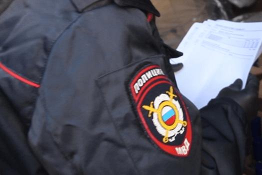 На Ставрополье полицейские пресекли реализацию контрафактной продукции