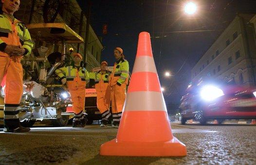Недовольные шумом люди избили дорожных рабочих на улице Владикавказа