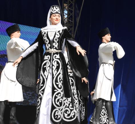 Фестиваль «Гостеприимный Кисловодск» прошел под эгидой древней осетинской культуры