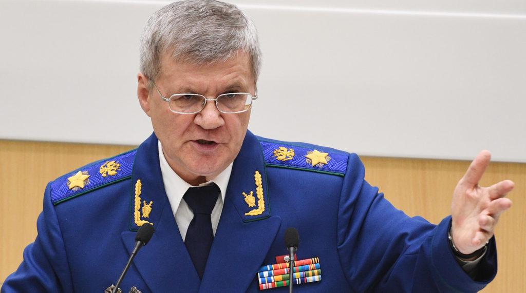 Полпредом в СКФО назначат бывшего Генпрокурора Юрия Чайка