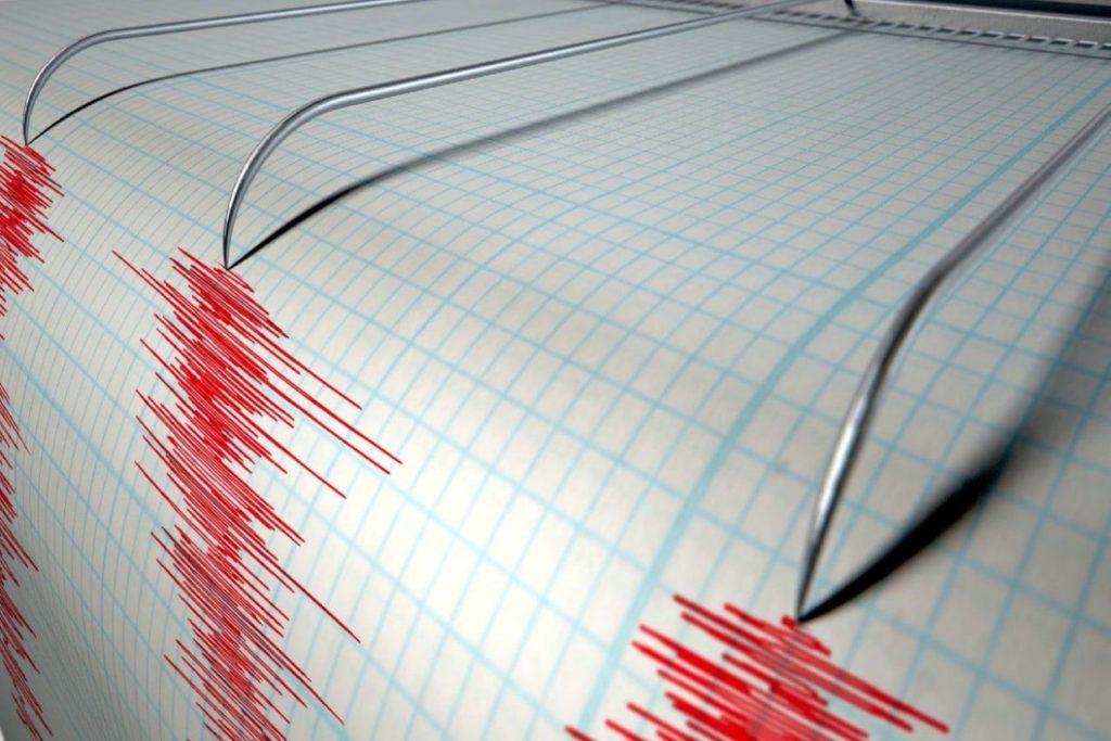 Землетрясение силой 4 балла произошло на Северном Кавказе