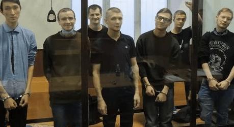 """Суд в Пензе сейчас выносит приговоры по уголовным делам фигурантам дела """"Сети"""""""
