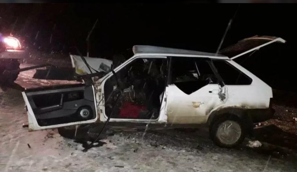 Младенец погиб в ДТП в Саратовской области