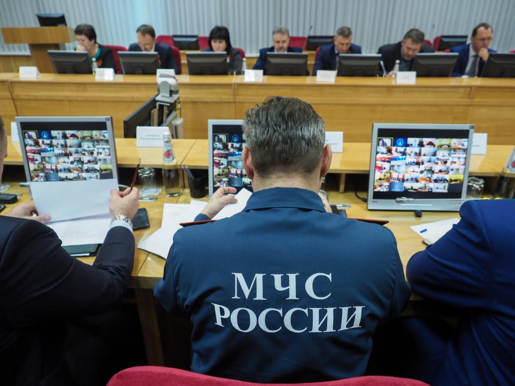 На 60 миллионов рублей нанесла ущерб стихия муниципалитетам Ставрополья