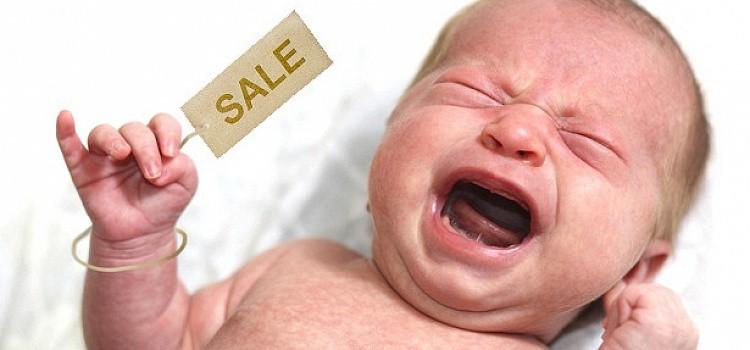 За 50 тысяч рублей хотела продать своего будущего ребенка женщина в Новопавловске