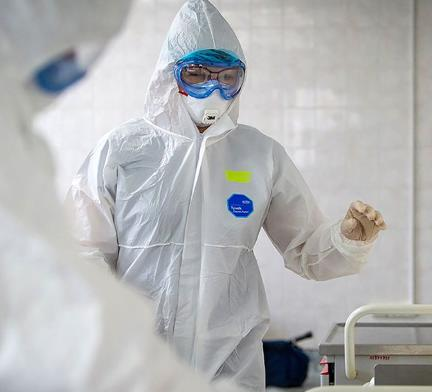 Хроники коронавируса за 15 апреля 2020 г