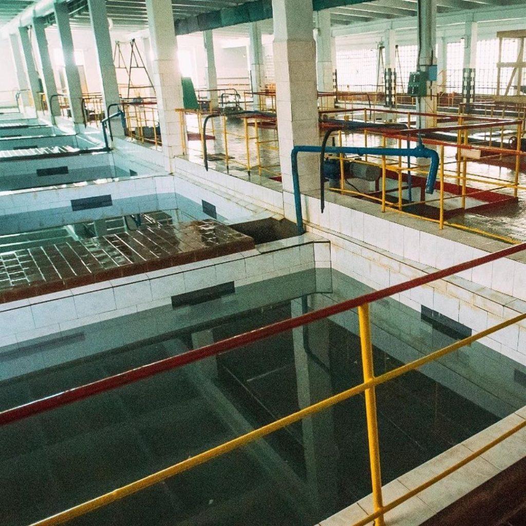 Пробы воды с «запашком» взяли специалисты «Ставрополькрайводоканала»