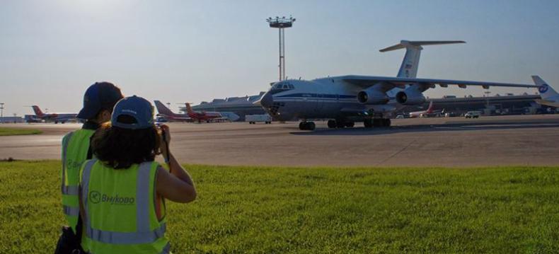 Росавиация предлагает с 15 июля частично возобновить международные полеты