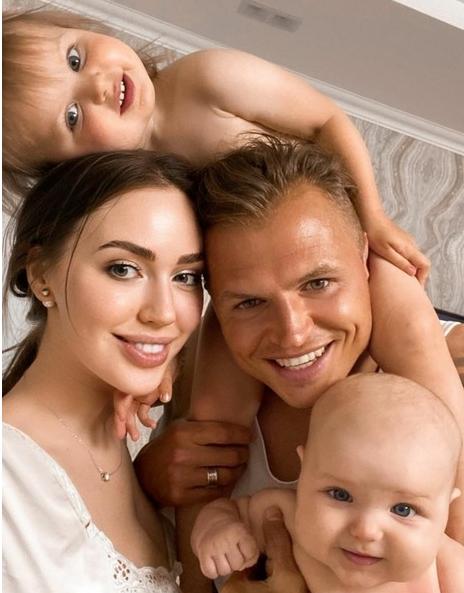 Анастасия Костенко прокомментировала ситуацию с алиментами мужа