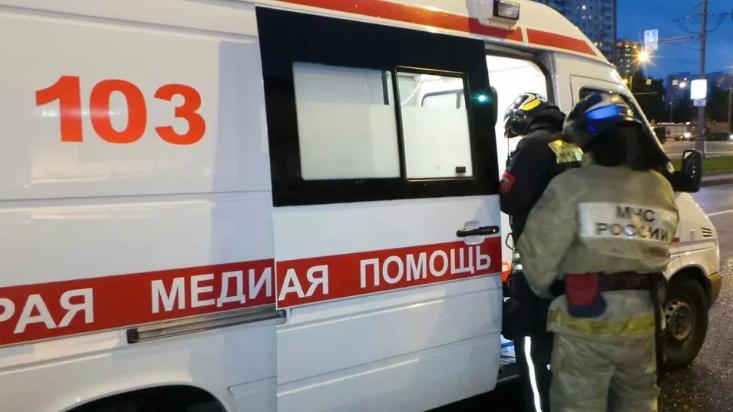 200-килограммовую москвичку с помощью МЧС эвакуировали в больницу