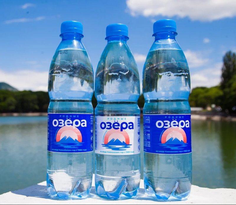 В линейке брендов «Холдинг Аква» появилась столовая минеральная вода