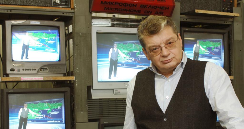 Телеведущий Александр Беляев скончался на 72-м году жизни