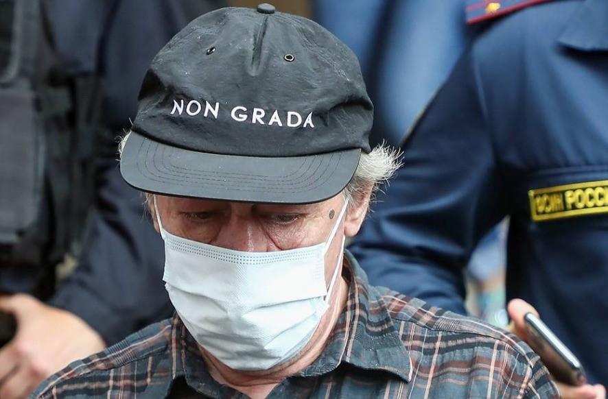 Ефремова госпитализировали во время судебного заседания