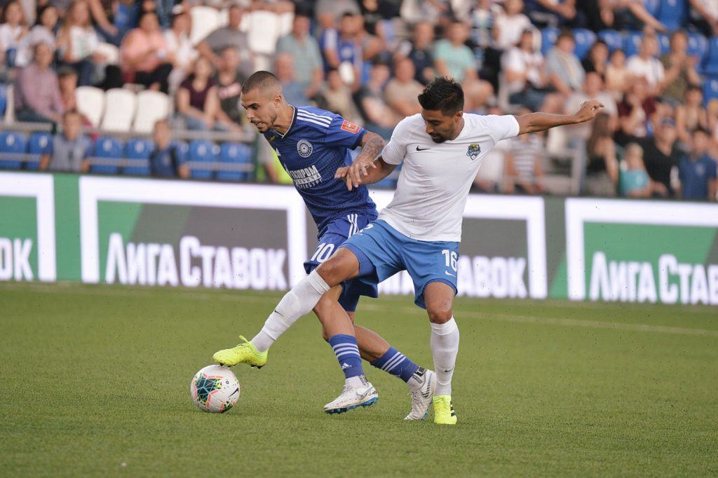 Под угрозой отмены находится кубковый матч между «Сочи» и «Оренбургом»