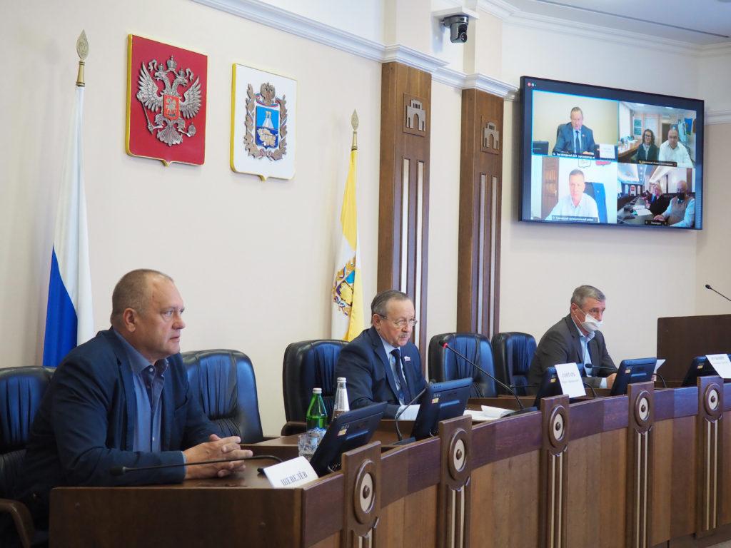 Пятигорску и Невинномысску предложили присвоить почетные звания депутаты Думы СК