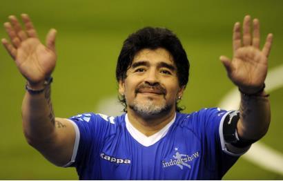 Скончался Диего Марадона. Футболисту было 60 лет