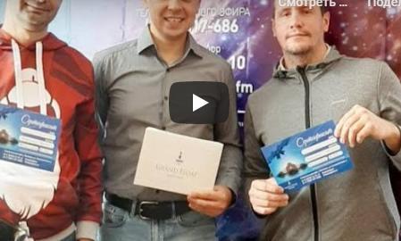 День на драйве DI.fm / руководитель СПА-центра Grand Float Игорь Мальчуковский / 24 ноября 2020 г