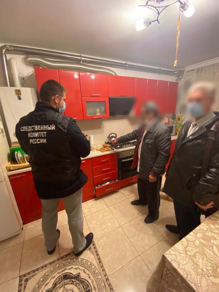 Отец зарезал своего непослушного сына в станице Ессентукская