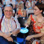 Евгений Петросян снова станет отцом