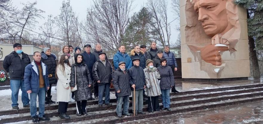 В Кисловодске почтили память освободителей города
