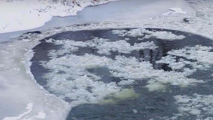 Провалившийся под лед ребенок утонул на Ставрополье