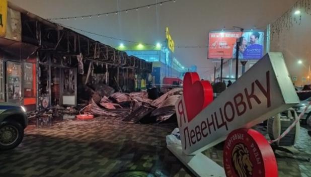 Ростовский повар шаурменной скончался в результате пожара