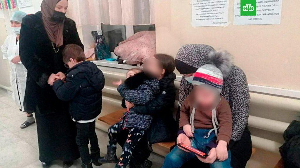 Вода из крана стала причиной массового отравления детей в Дагестане