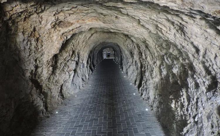 В Железноводске отремонтируют пещеру «Вечной мерзлоты»
