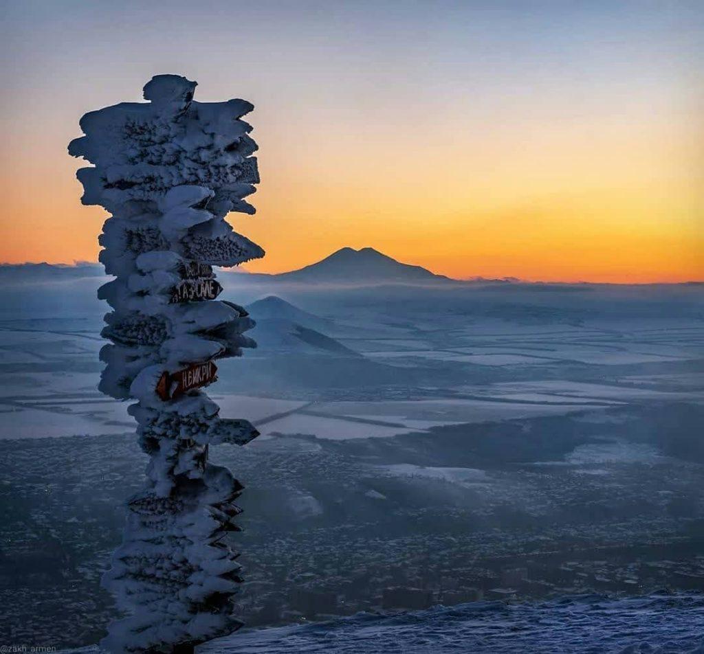 Резкое похолодание прогнозируют синоптики на Ставрополье