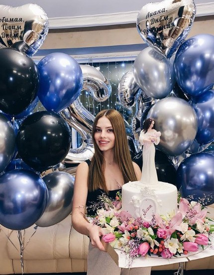Певица Валерия поздравила невестку с днем рождения