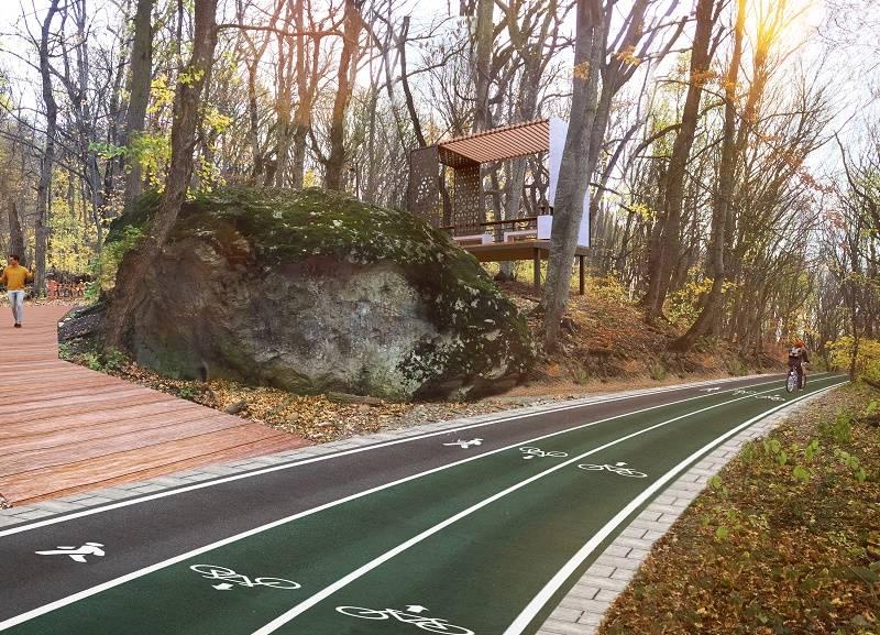 Весной начнется строительство велотерренкура на Ставрополье