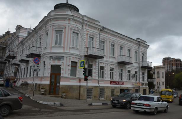 В Кисловодске отремонтируют фасад старинного торгового дома