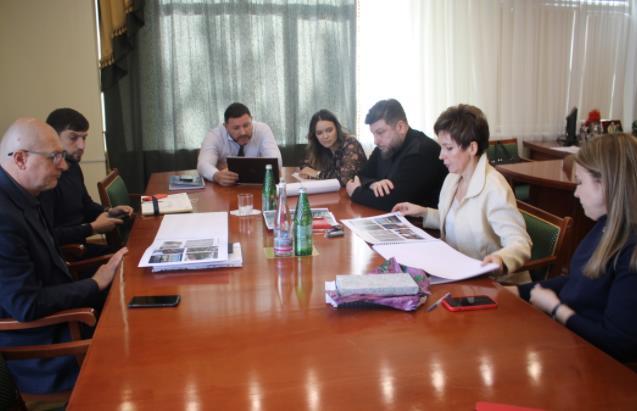 В администрации Кисловодска обсуждают идеологию рекреации Старого озера