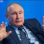 Владимир Путин дал интервью американскому каналу CNBC